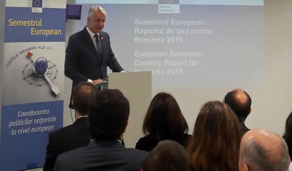 M. Eugen Orlando Teodorovici, Ministre des finances publiques