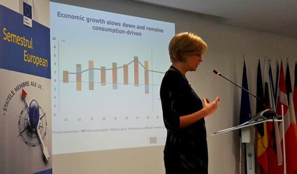 Mme. Isabel Grilo, Chef d'unité, Direction générale des affaires économiques et financières, Commission européenne